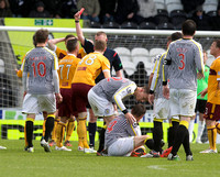 St Mirren v Motherwell - Scottish Premiership