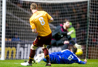 Motherwell v Cove Rangers - William Hill Scottish Cup Fourth Round