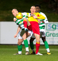 Partick Thistle v Celtic, WilliamHill Scottish Cup 4th Round, Firhill, Glasgow.