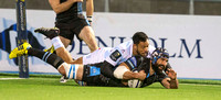 Glasgow Warriors v Racing 92 - European Champions Cup - Pool One - Scotstoun Stadium