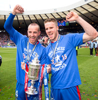 SOCCER Scottish Cup