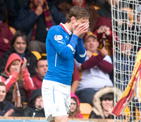 Motherwell v Rangers - Scottish Premiership Play Off