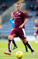Raith Rovers v Hearts  - Pre Season Friendly