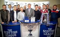 League Cup Draw - Hampden