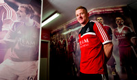 Aberdeen FC Press conference
