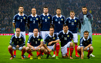 scotland international