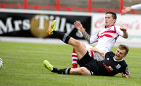 Stirling Albion v Ayr United