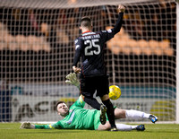 St mirren v spartans