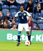 SOCCER Scotland Women